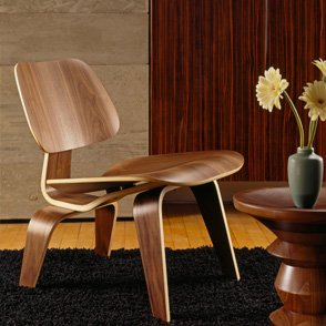 Cadeira Eames Molded Plywood