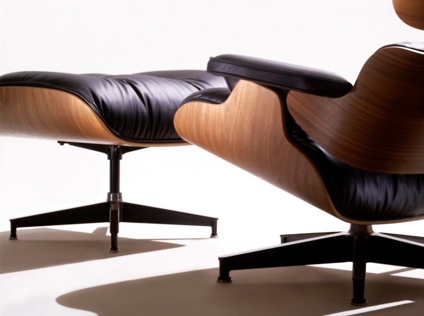 Eames Lounge - Herman Miller | Atec Original Design