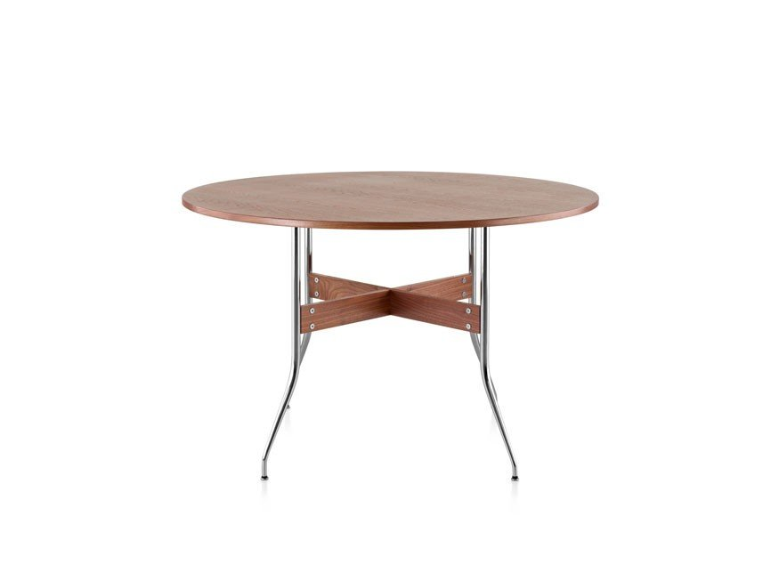 Nelson Swag Leg Desk And Tables Herman Miller Atec