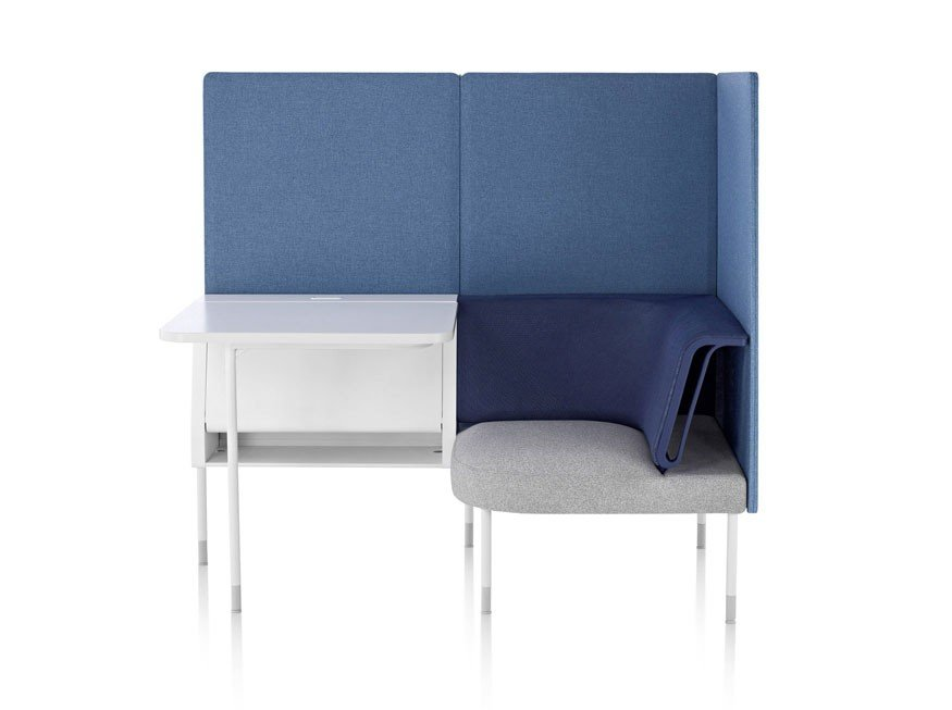 Public Office Landscape Herman Miller Atec Original Design