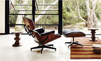 Eames Lounge Chair - Charles e Ray Eames