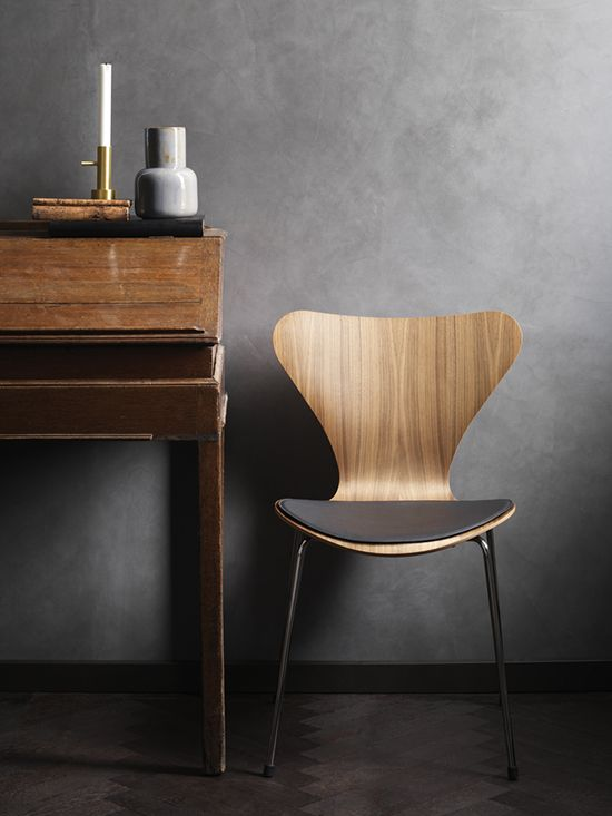 Cadeira Series 7 de Arne Jacobsen