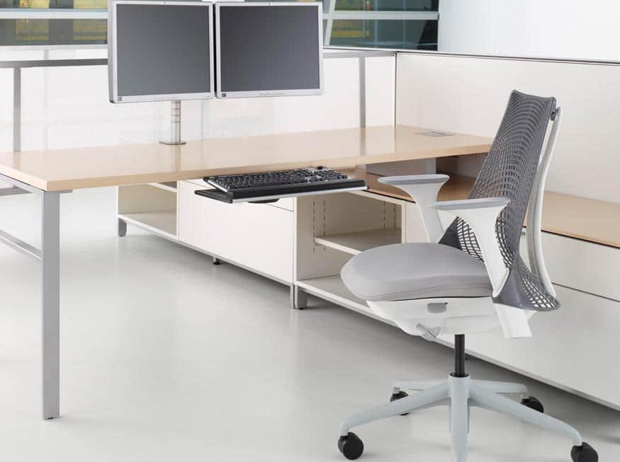 SAYL Chair ergonomia no trabalho