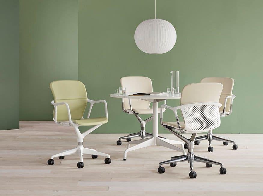 A cadeira multifuncional Keyn design sustentável