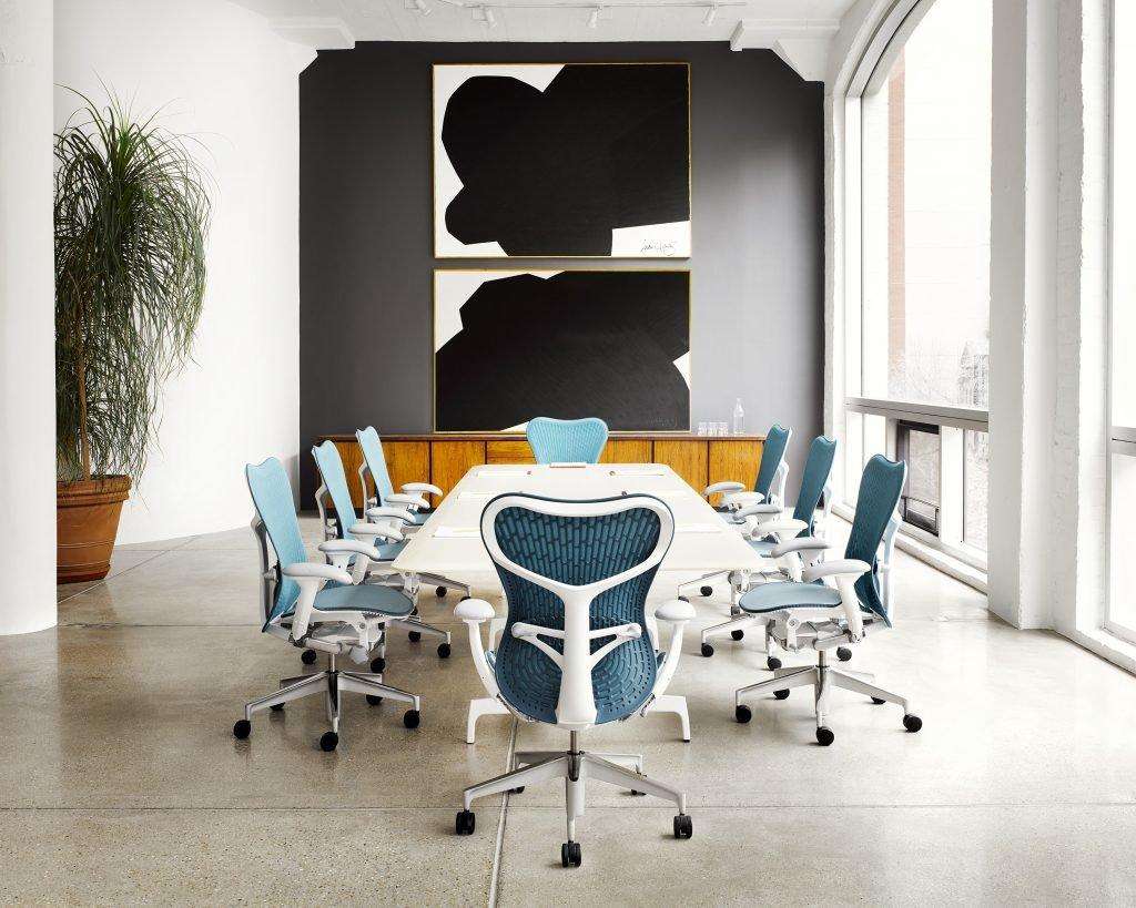 cadeira Mirra 2 design sustentável