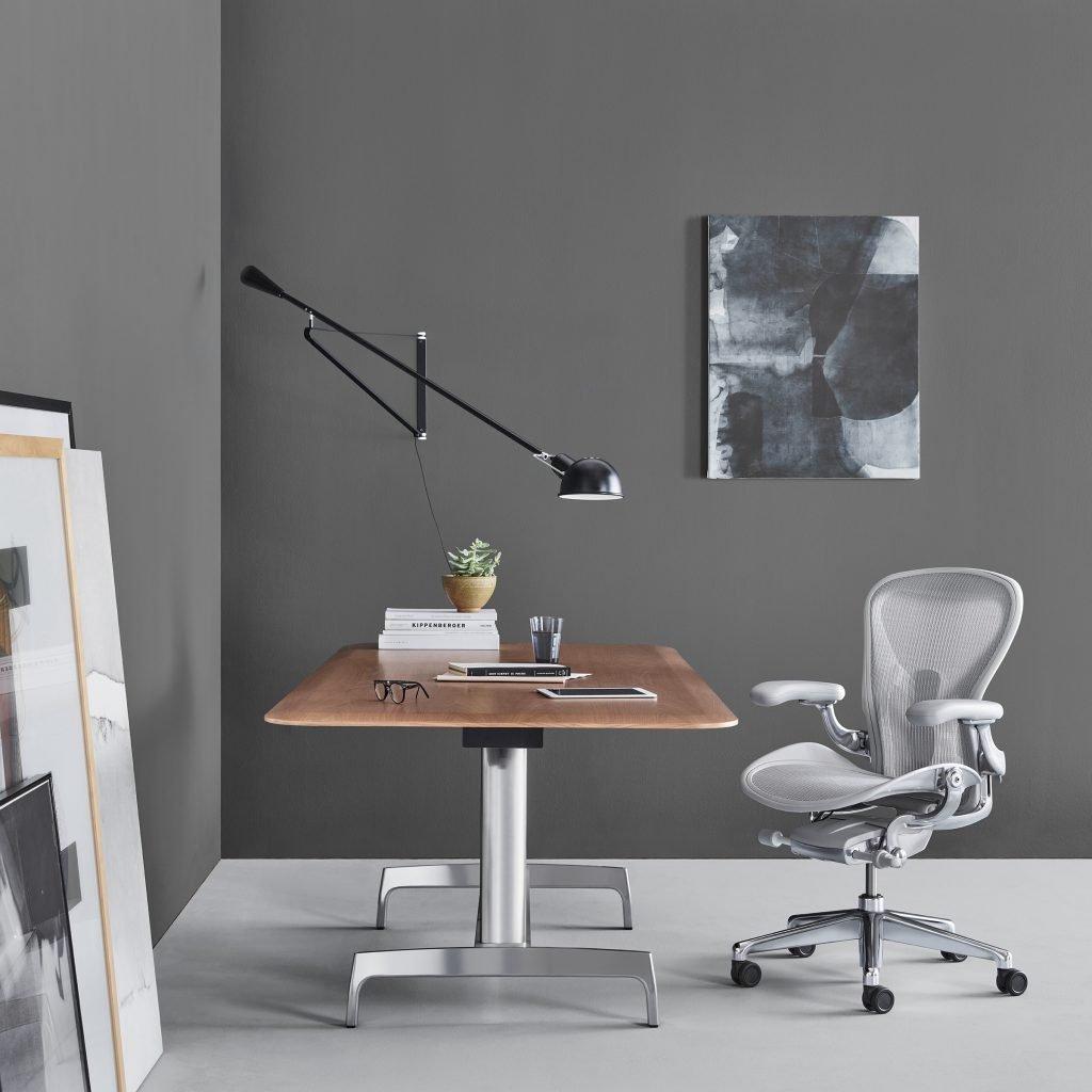 cadeira aeron da Herman Miller