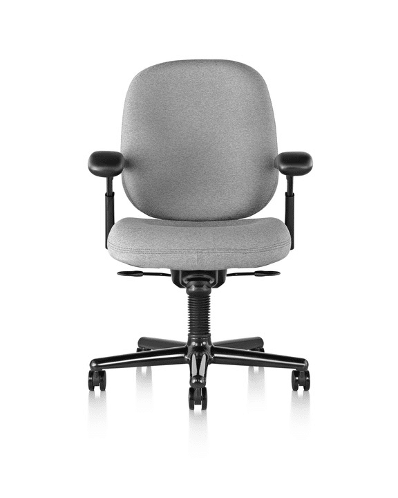 Cadeira Ergon cinza da Herman Miller