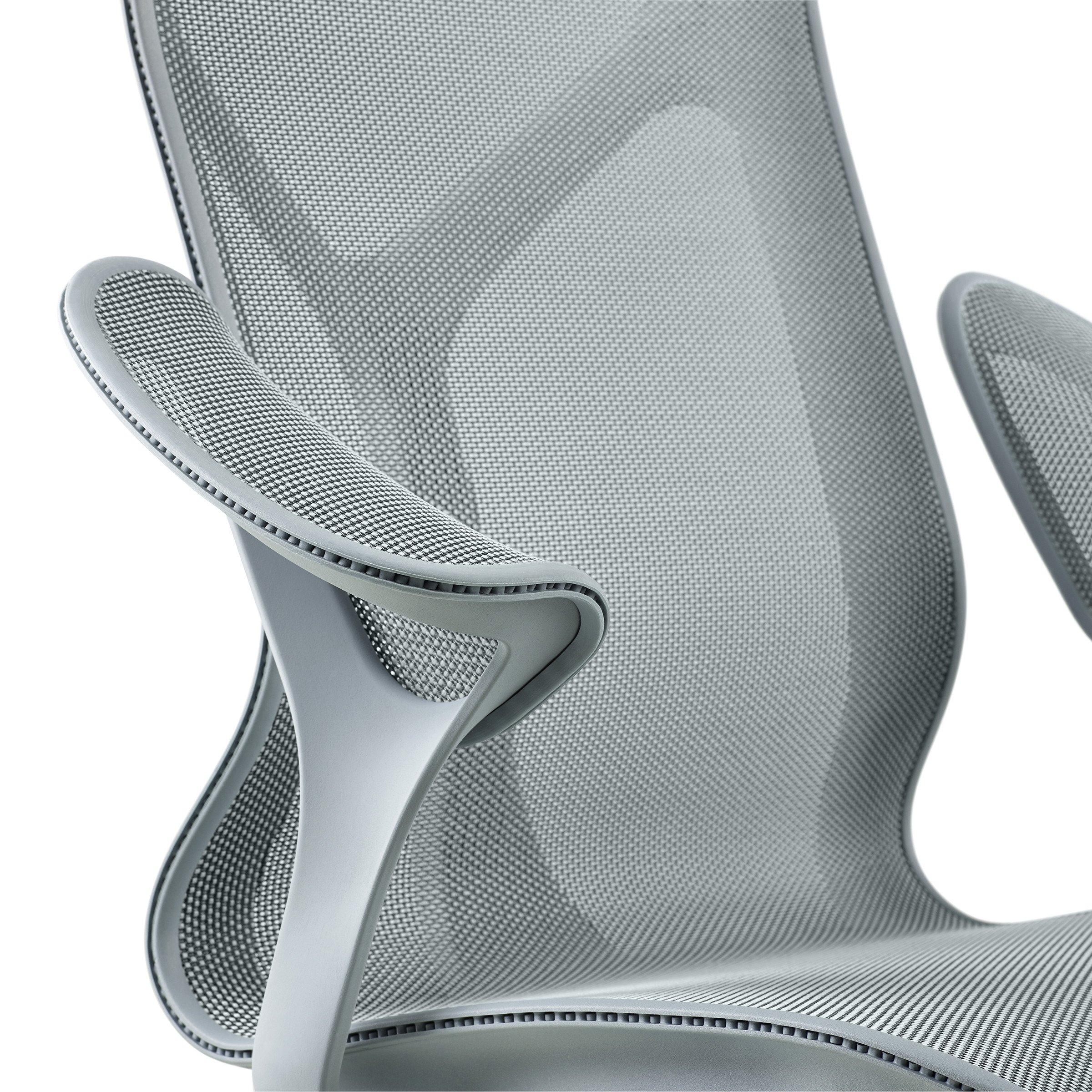 Cadeira Cosm com braços Leaf