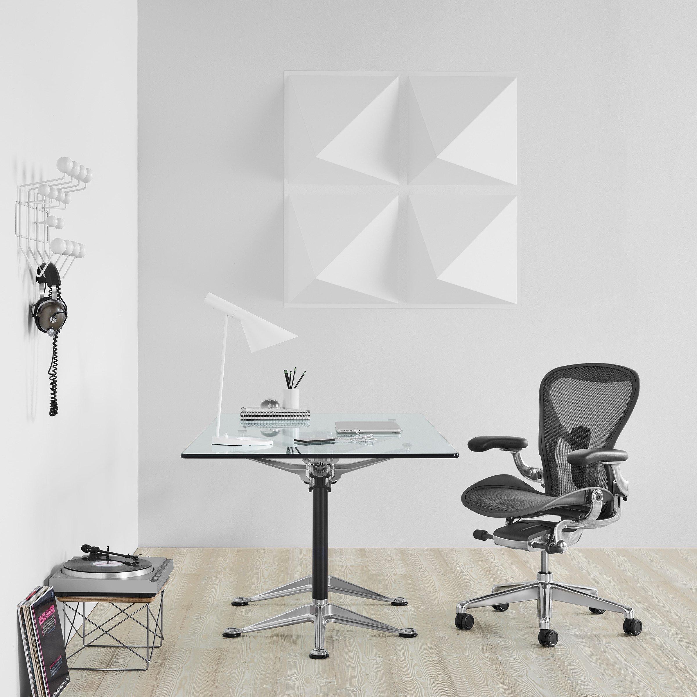 cadeira Aeron com ergonomia no trabalho home office
