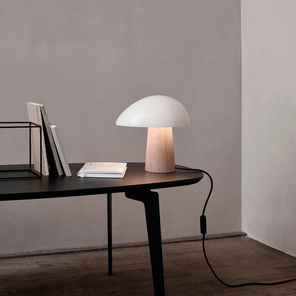iluminação de mesa