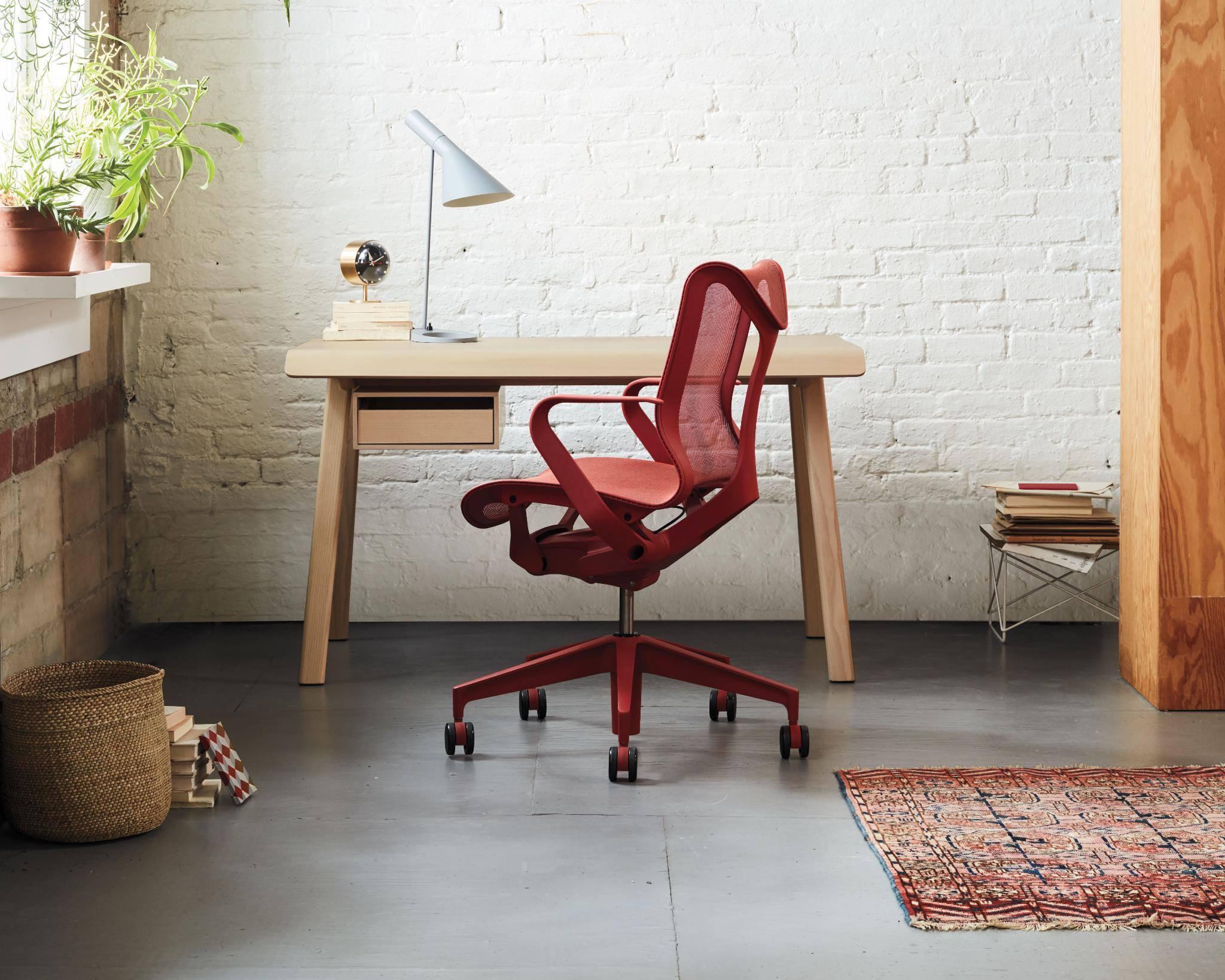 Cosm Chair na cor canyon