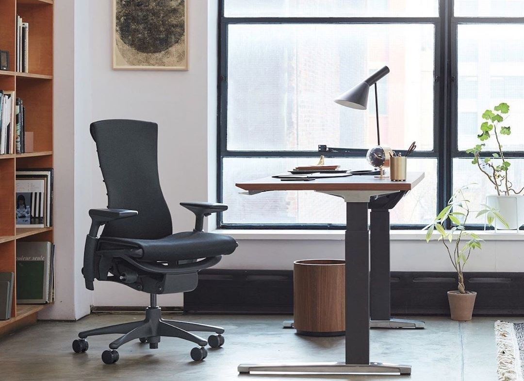 cadeira Embody da Herman Miller
