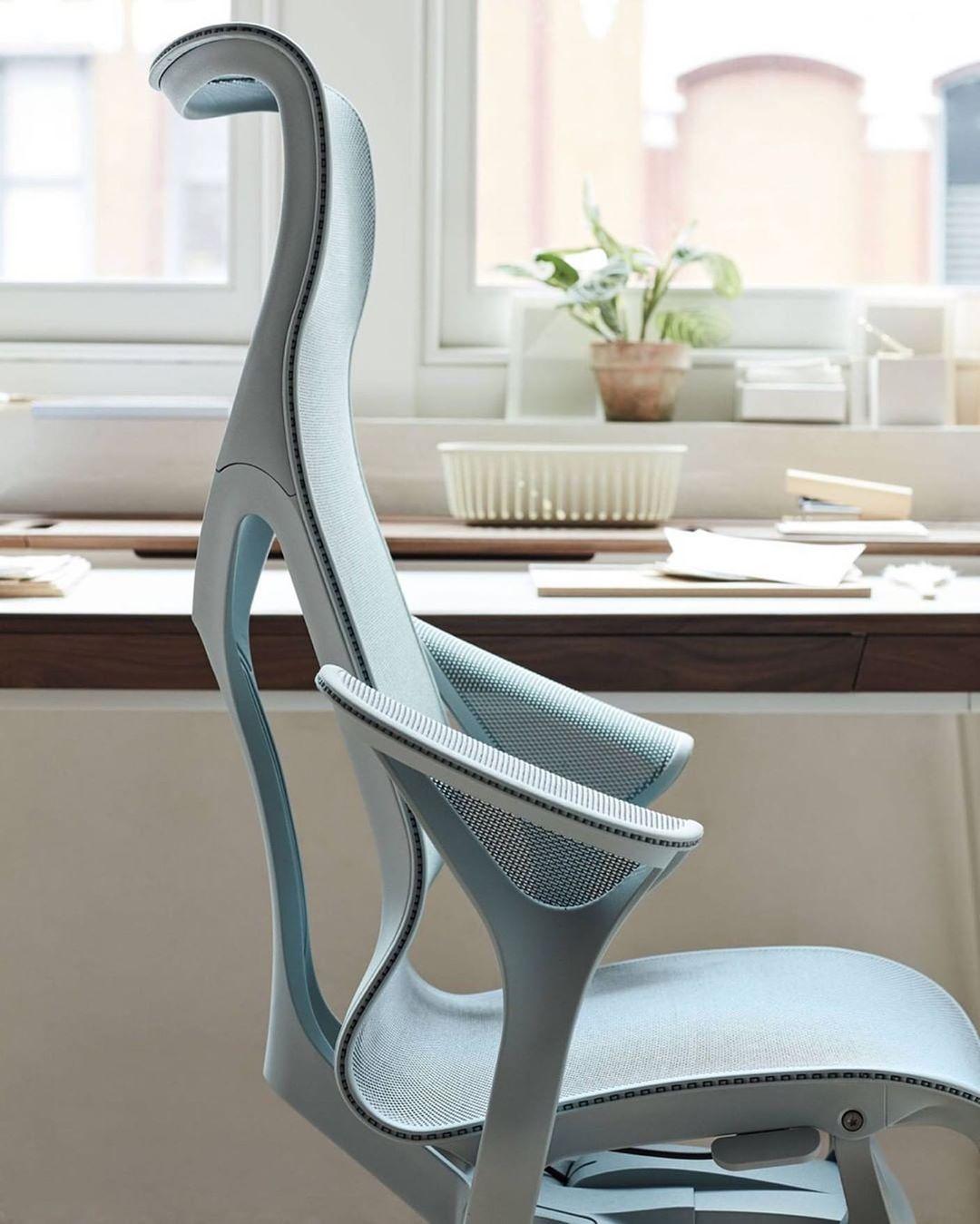 modelo de cadeira de escritório Cosm