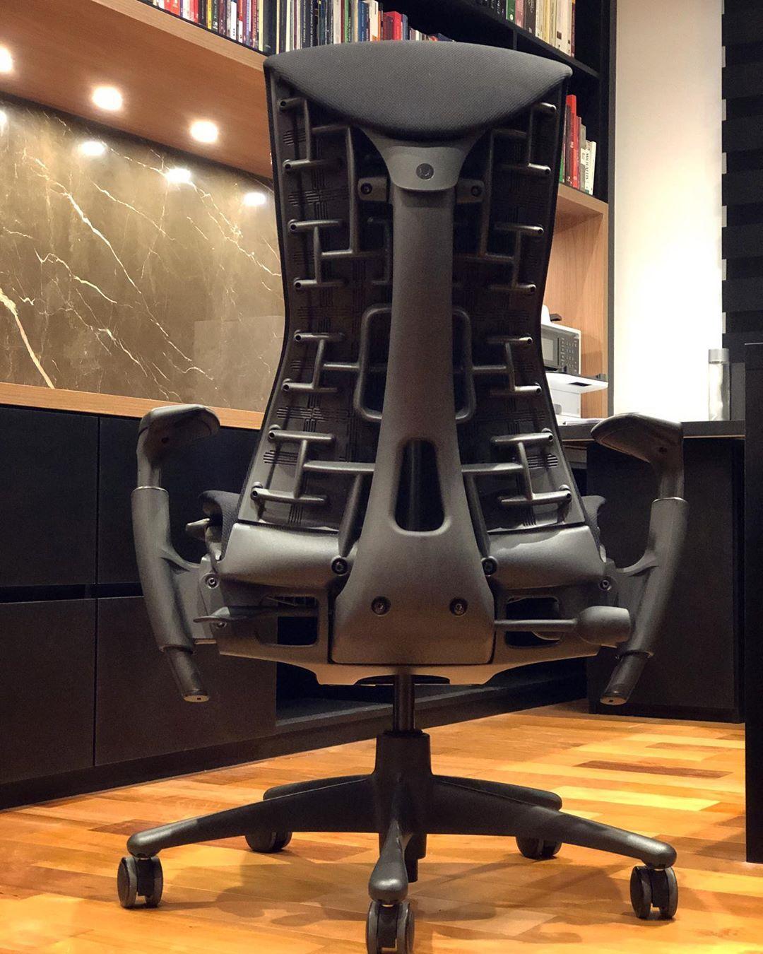 modelo de cadeira para escritório Embody