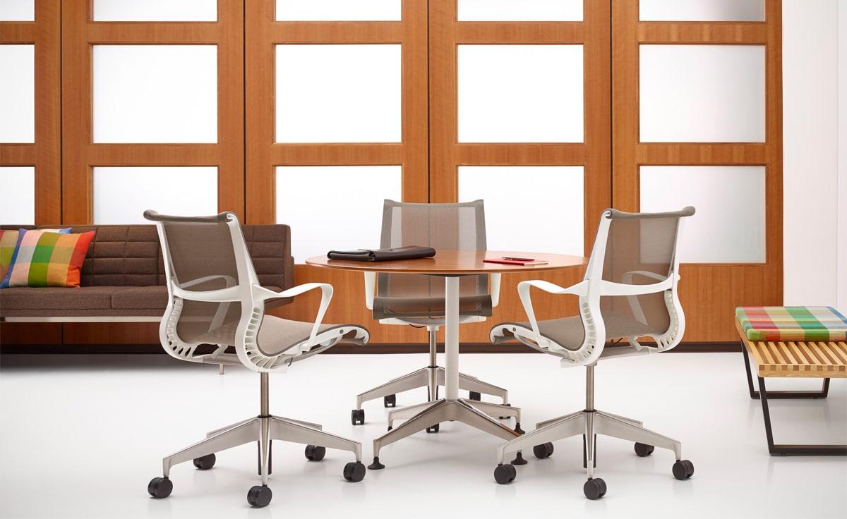 modelo de cadeira para escritório Setu