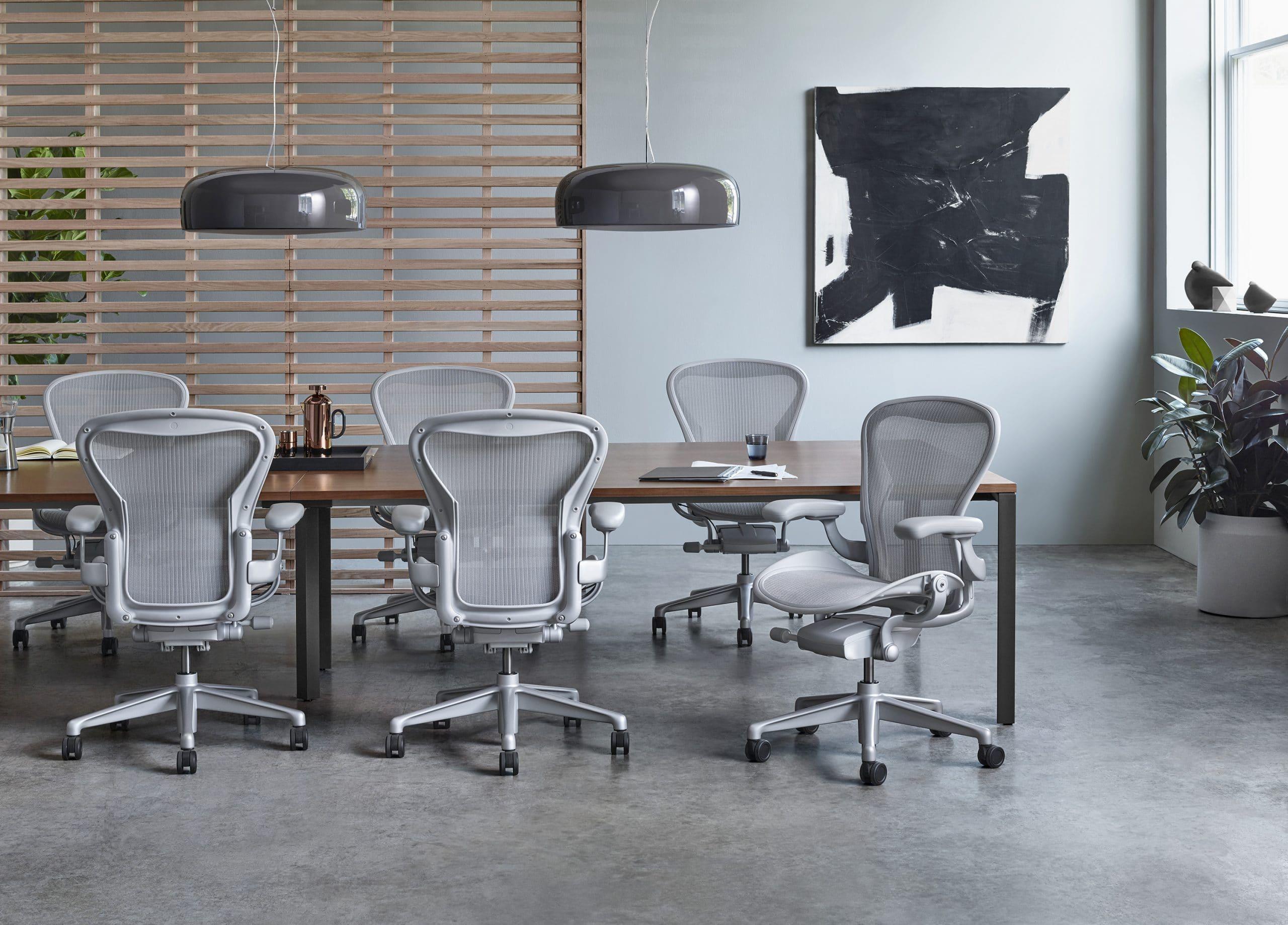 cadeira ergonômica Aeron