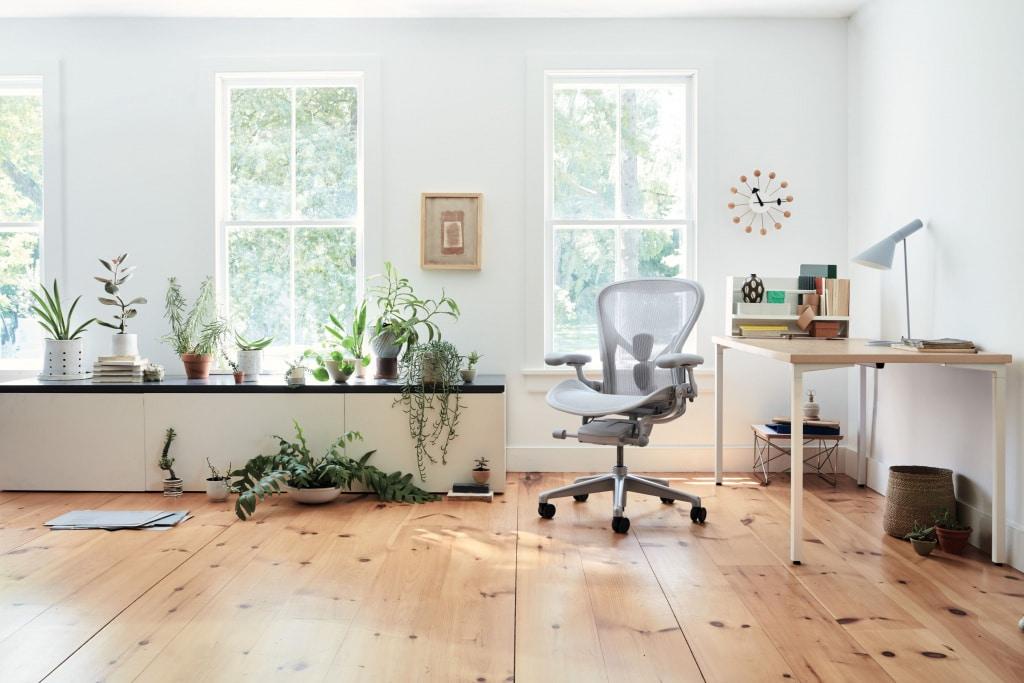 design de produto sustentável Herman Miller