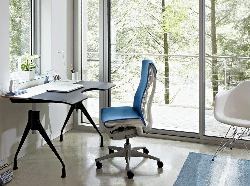 cadeira Embody no home office