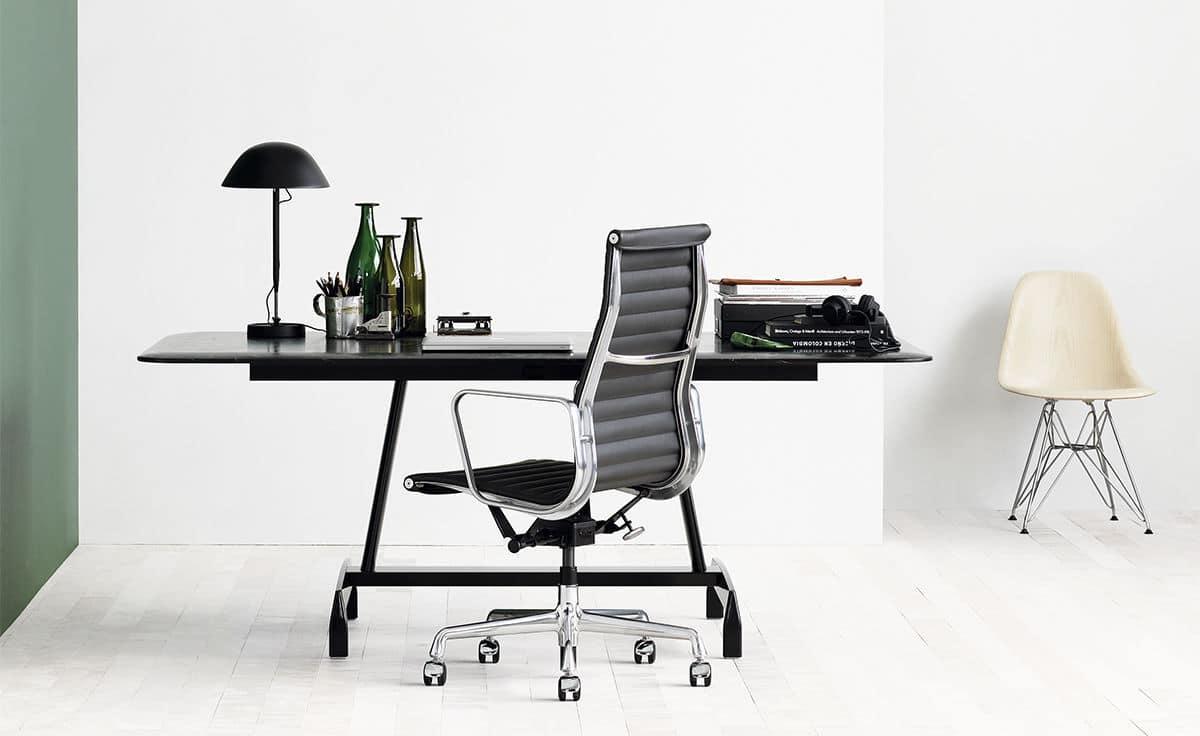 Eames Aluminum Group & Soft Pad