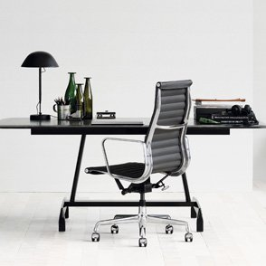Eames Aluminum Group & Soft Pad