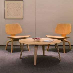 Mesa Eames Molded Plywood Coffee
