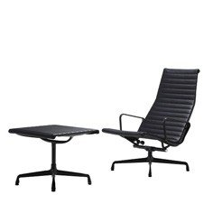Eames Aluminum Group Lounge