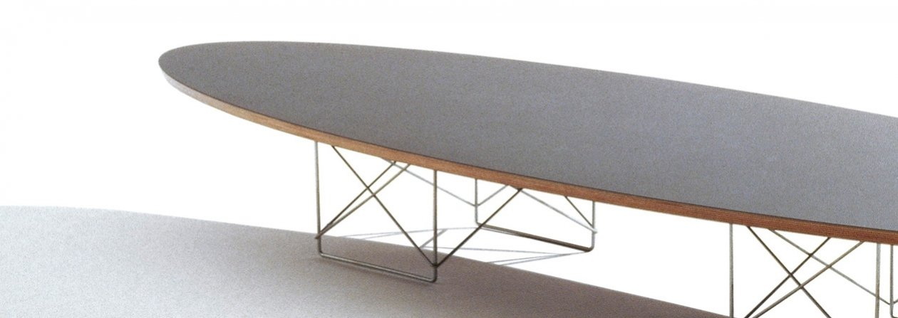 Mesa Eames Wire Base Elliptical