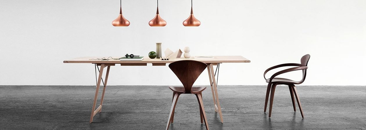 Orient Pendant Lamp Copper