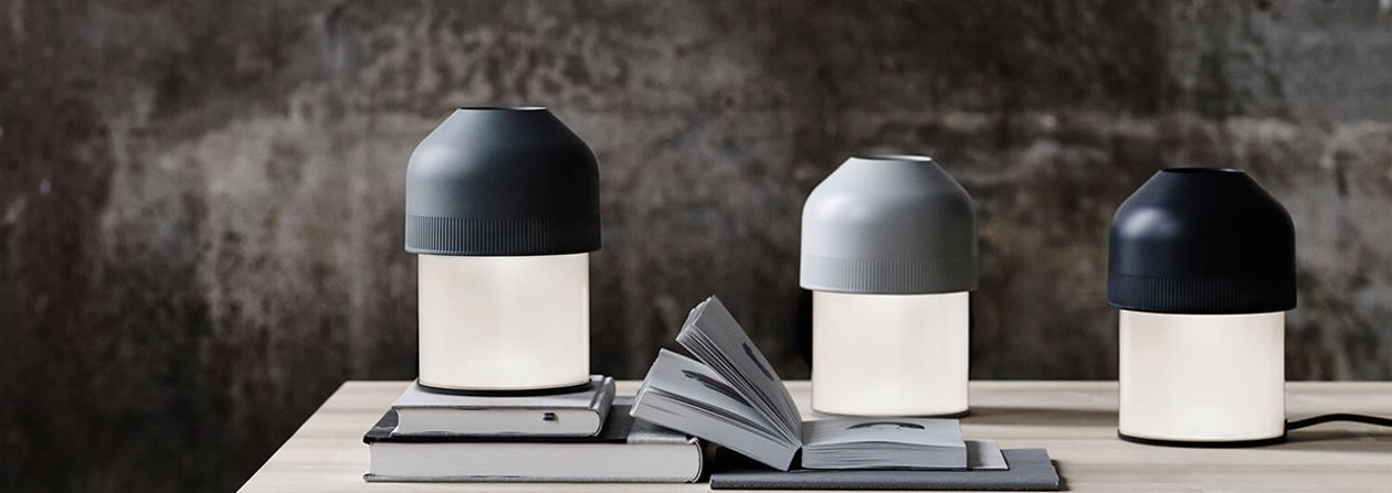 Volume Table Lamp